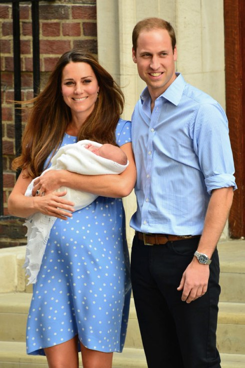 Royals Decide On Name Of New Baby